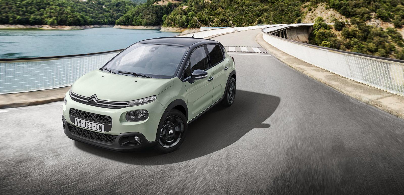 Citroën C3 už není autem pro ženy, ale pořádné městské drsňáky - anotační foto