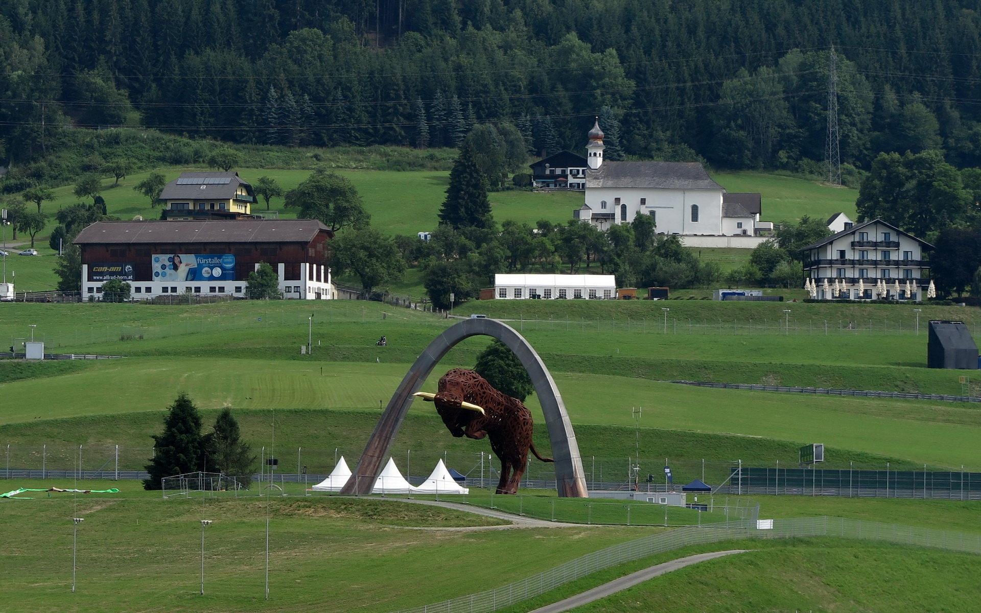 FOTO: Přípravy v Rakousku - anotační foto