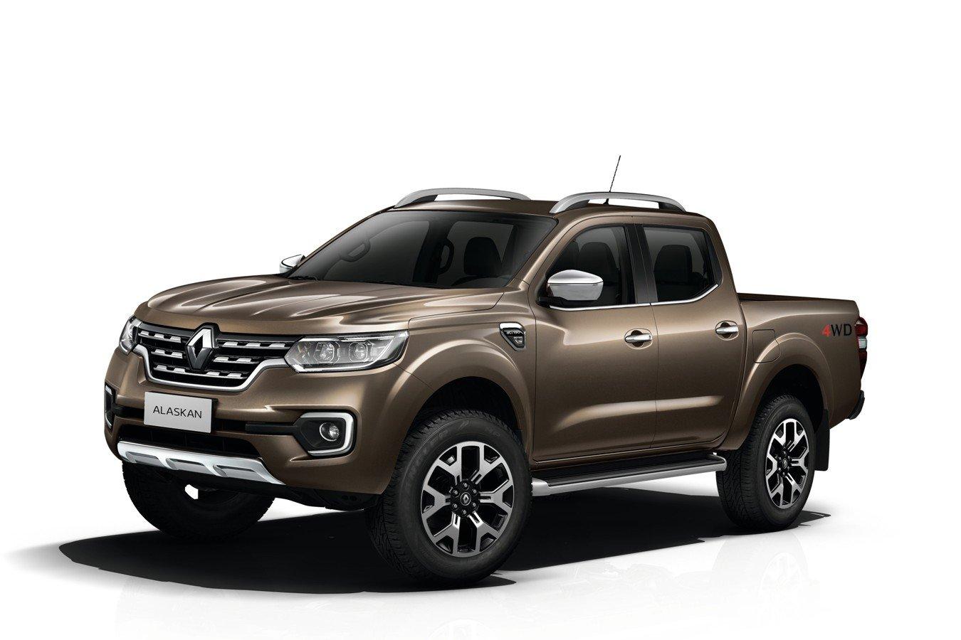 Amarok má novou konkurenci, přichází Renault Alaskan - anotační foto
