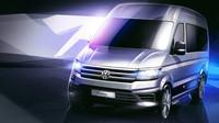 Nový Volkswagen Crafter už nebude mít sourozence od Mercedesu.