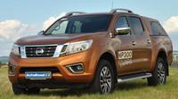 TEST: Nissan Navara NP300 Hardtop 2.3 dCi: Zlobivá nástavba - anotační obrázek
