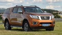 Nissan NP300 Navara dostane motor plnící emisní normu Euro 6 - anotační obrázek
