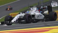 Felipe Massa v závodě na Red Bull Ringu