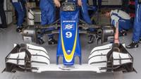 Přední křídlo vozu Sauber C35 - Ferrari na Red Bull Ringu