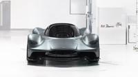 Aston Martin AM-RB 001 je výsledkem spolupráce mezi Aston Martinem a Red Bullem.
