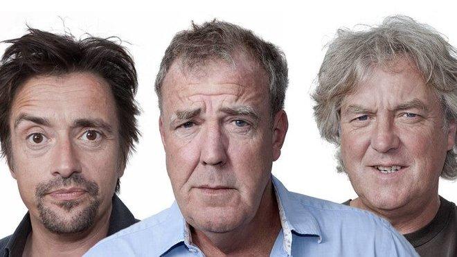 Hammond, Clarkson a May rozjíždějí další nový projekt.