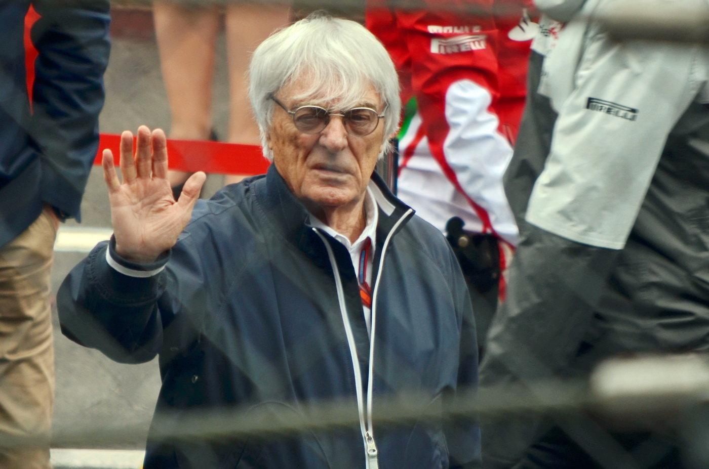 Bernie Ecclestone, GP Rakouska (Red Bull Ring)