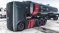 Vize podoby budoucího tahače s palivem
