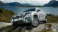 Škoda odhalila prototypy chystaného SUV Kodiaq.