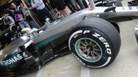 V 3. tréninku nejrychlejší Rosberg, Verstappen zaostal jen o tisíciny - anotačno foto