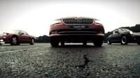 Škoda Superb 2.0 TSI 280 proti slavným sportovním vozům
