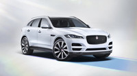 Kompaktní SUV Jaguar F-Pace vyhrálo anketu World Car of the Year 2017