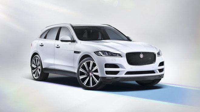 Kompaktní SUV Jaguar F-Pace vyhrálo anketu World Car of the Year 2017