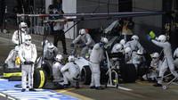 Felipe Massa v závodě v Silverstone