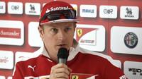 Kimi Räikkönen v Silverstone