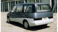 Moskvič 2139 Arbat byl prototypem chystaného velkého MPV, do série se nedostal.