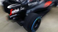 McLaren v Silverstone