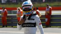Fernando Alonso v Silverstone