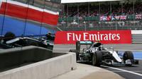 Nico Rosberg v Silverstone