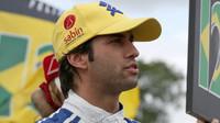 Felipe Nasr v Silverstone
