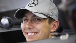 Ocon u mistrovského Mercedesu?