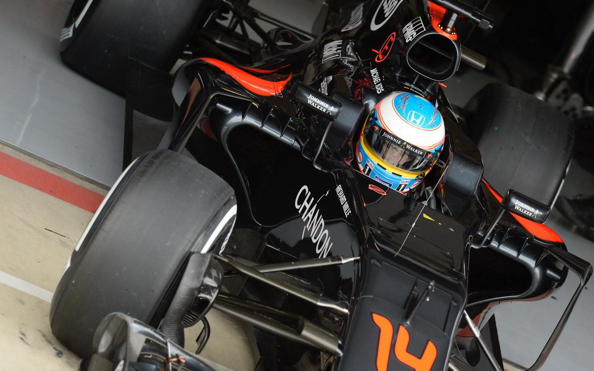 Alonso: Rok 2017 snad opět oživí mou lásku k F1 - anotační obrázek