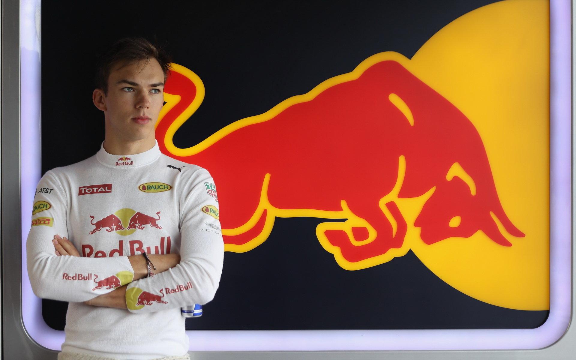 Má se Kvjat bát o své místo u Toro Rosso aneb kdo je Pierre Gasly? - anotační obrázek