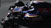 Sérigo Sette Camara při posledních sezónních testech v Silverstone, druhý den