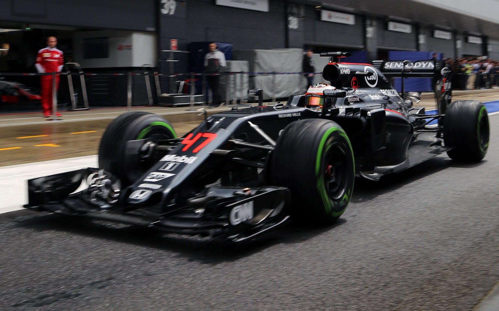 Za McLaren a proti Alonsovi? Proč to Vandoorne bude mít podle Buttona těžké - anotační foto