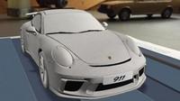 Porsche 911 GT3 (2016)