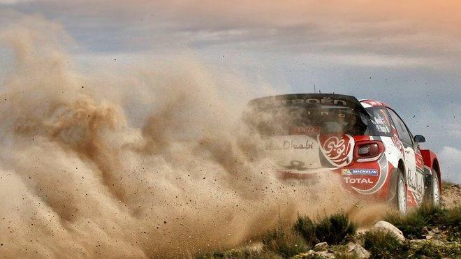 Kris Meeke letos dokazuje, že DS3 WRC je stále silným speciálem