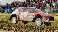 Rally Finland: Kris Meeke si připisuje třetí vítězství v kariéře, letos už druhé - anotační foto