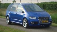 Patrně jediné MPV od Audi je nyní na prodej v Nizozemsku.