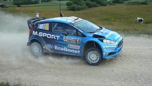 M-Sport oficiálně představuje sestavu s Ogierem a Tänakem! - anotační foto
