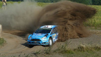 Video: Camilli testuje Ford Fiesta RS WRC 2017 na šotolině - anotační obrázek