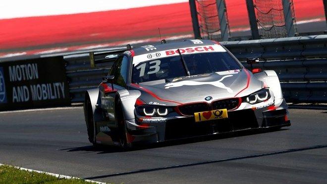 Antonio Felix da Costa končí svůj program s BMW v DTM - anotační foto