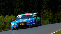 Nürburgring: Mortara a Audi svojí strategii přechytračili BMW i Mercedes - anotační foto
