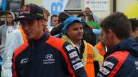 Thierry Neuville je rád, že prodloužil u Hyundai