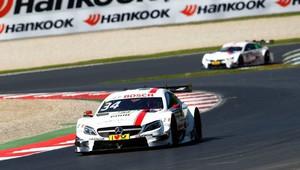 Rosenqvist bude pokračovat s Mercedesem i na Nürburgringu - anotační obrázek