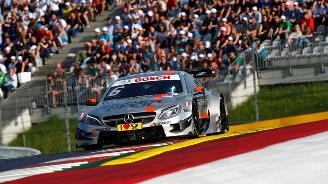 Mercedes bude v DTM chybět