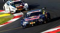Wittmann a Juncadella byli vyloučeni ze závodu na Hungaroringu. Co se komisařům nezdálo na BMW a Mercedesu? - anotační foto
