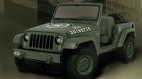 Jeep Wrangler 75th Salute připomíná kulaté výročí americké automobilky.