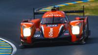 Tým G-DRIVE Racing nasadil v závodě 24 h Le Mans prototyp Oreca 05 Nissan ve tříde LMP2 s posádkou Rast / Rusinov / Stevens