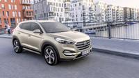 Hyundai Tucson je prvním z řady modelů bez označení s písmenkem i.