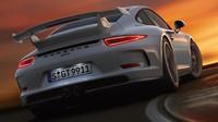 Porsche 911 GT3 se dočká také manuální převodovky.