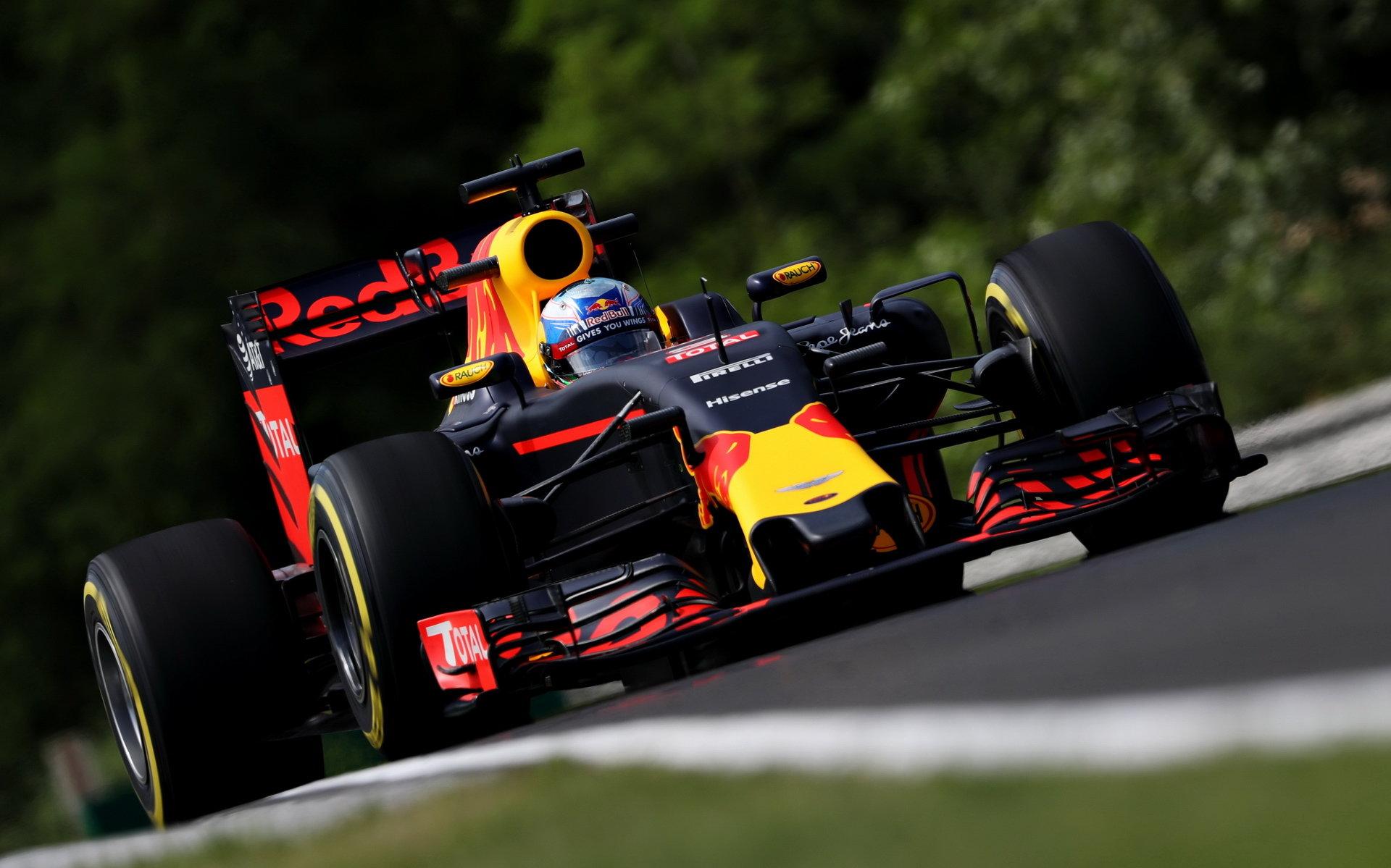 Red Bull chce přeskočit Ferrari ještě před letní přestávkou - anotační foto