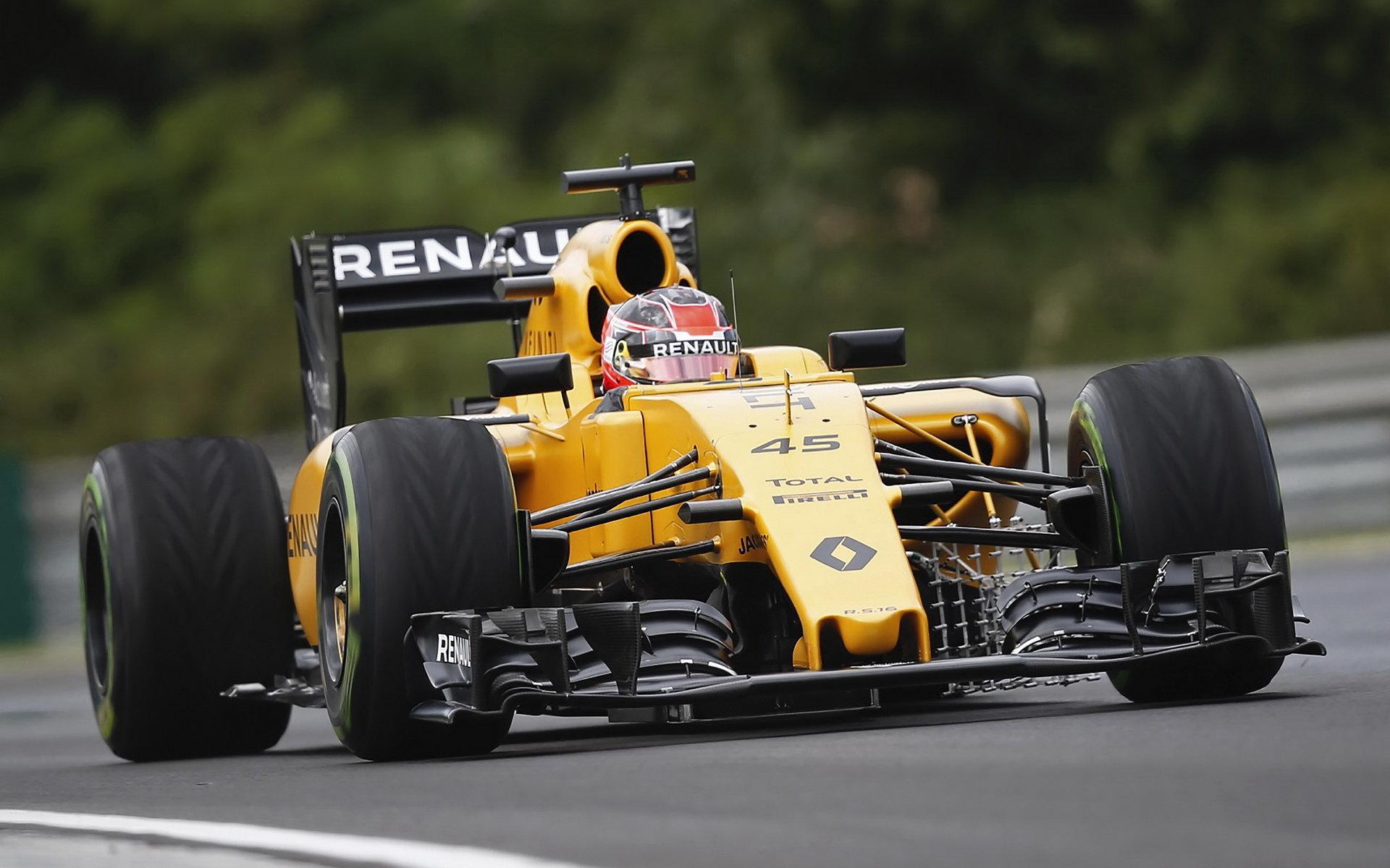 Renault pozdrží inovace motoru do roku 2017, letošní vůz přestal vyvíjet - anotační foto