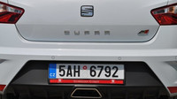 Seat Ibiza Cupra 1.8 TSI (2016)