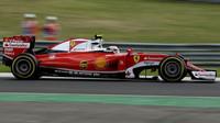NEJRYCHLEJŠÍ KOLA: Räikkönen s Ferrari předčil i Mercedesy - anotační foto
