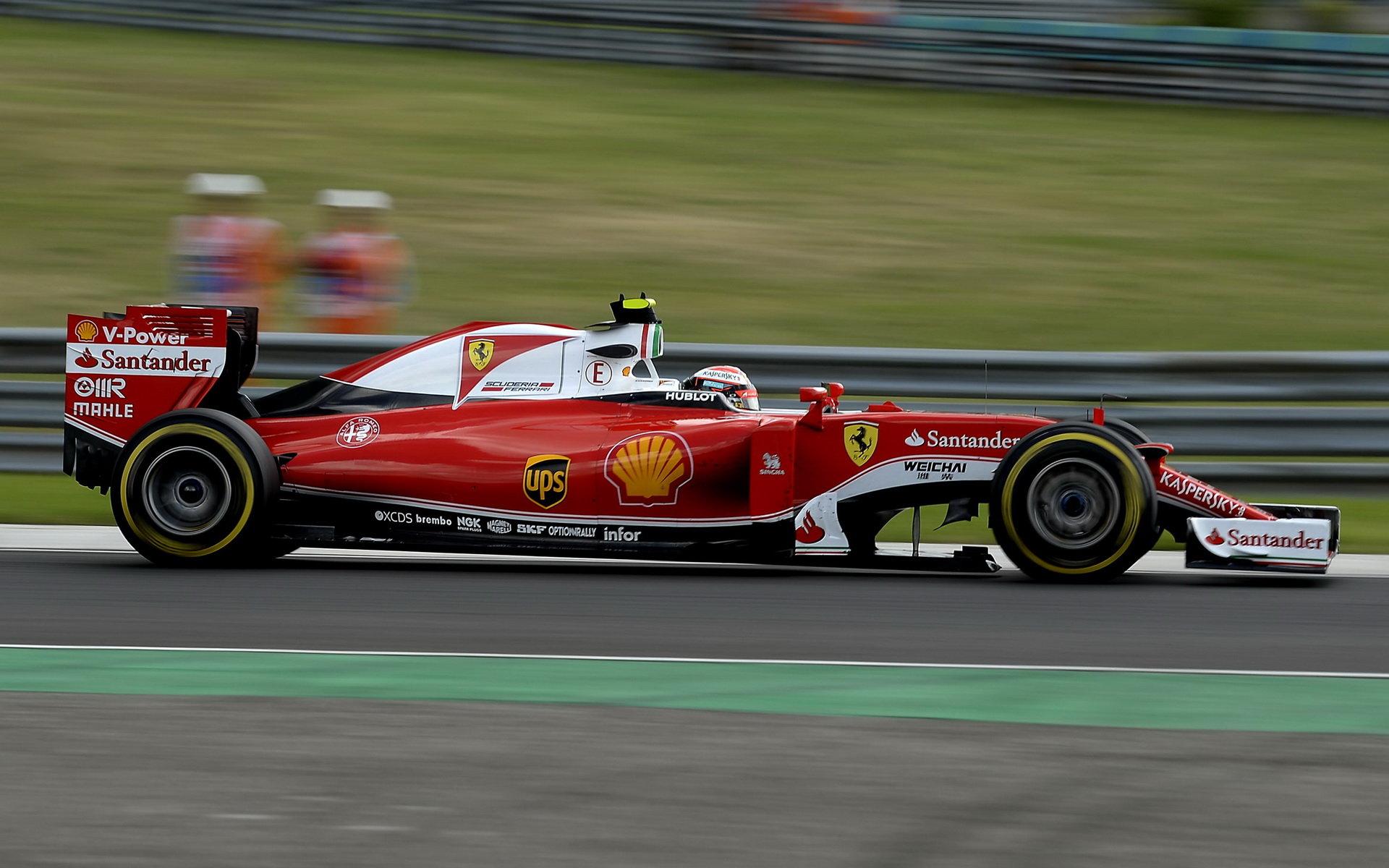 NEJRYCHLEJŠÍ KOLA: Räikkönen s Ferrari předčil i Mercedesy - anotační obrázek